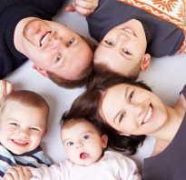 Многодетная семья определение в законодательстве