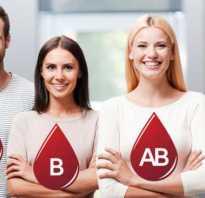 Какая группа крови универсальный донор