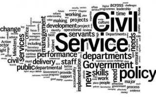 Какие организации относятся к госслужбе