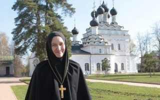 Как уйти в монастырь женщине с ребенком