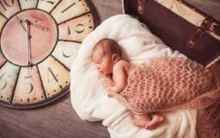 Можно ли сделать временную регистрацию новорожденному
