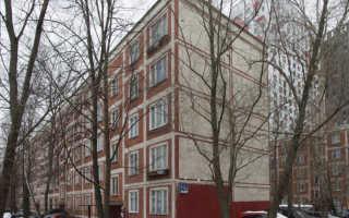 Квартира брежневка планировка 3 комнатная