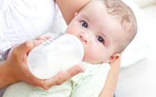 Молочная кухня для новорожденных