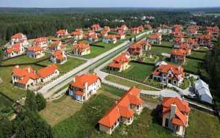Минимальные размеры индивидуального жилого дома