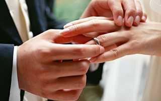 Можно ли перенести дату свадьбы