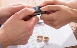 Кредитная машина при разводе