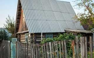 Как признать дом жилым на дачном участке