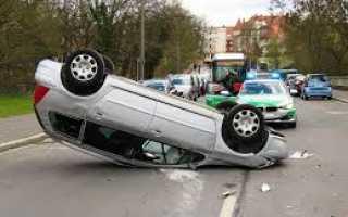 Определение скорости автомобиля при дтп