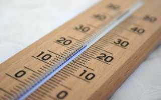 Кто замеряет температуру в квартире