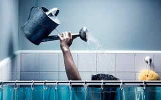 Кто отвечает за отключение горячей воды
