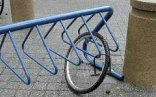 Кража велосипеда из подъезда