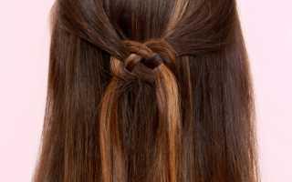 Не могу ходить с распущенными волосами