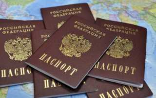 Как узнать номер предыдущего паспорта онлайн