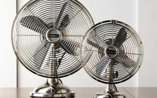 Неисправности вентилятора для списания