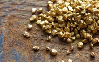 Лицензия на добычу золота цена